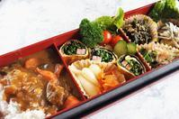 ■デイリー春のお弁当【作り置き活用でカレーライスと季節の副菜です♪】 - 「料理と趣味の部屋」