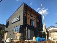 「多摩湖町の家」仕上工事 - HAN環境・建築設計事務所