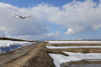 本日から8年目に~旭川空港~ - 自由な空と雲と気まぐれと ~from 旭川空港~