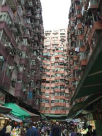 2019年1月香港旅行⑫街角写真とレスリー映画 - 龍眼日記  Longan Diary