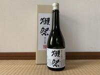 (山口)獺祭 純米大吟醸50 / Dassai Jummai-Daiginjo 50% - Macと日本酒とGISのブログ