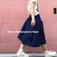 『ヘンリーロビンソンズフロアー』の服はおしゃれでおすすめ - MJ Books & Up-On Books