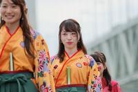 2018神戸よさこいその29(東京花火OBOGからくりプロジェクト) - ヒロパンの天空ウォーカー
