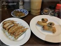 金明飯店の満腹セット@大阪/梅田 - Bon appetit!