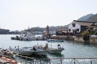◆ 車旅で広島へ、その15 崖の上のポニョの舞台「鞆の浦」へ (2019年3月) - 空と 8 と温泉と