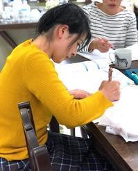 4月のセラ学科クラス開始です! - 千葉の香りの教室&香りの図書室 マロウズハウス