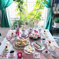 春を持ち寄る - nico☆nicoな暮らし~絵付けと花とおやつ
