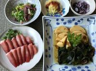 筍と生ハムと三つ葉のペペロンチーノ - やせっぽちソプラノのキッチン2