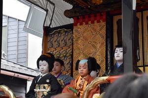 長浜曳山祭 -