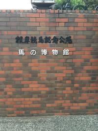 馬の博物館【RAA さん】 - あしずり城 本丸