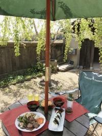 ちょっと外でお昼ご飯~ - 島暮らしのケセラセラ