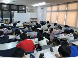 新年度が第1週の授業が終わりました。 - 寺子屋ブログ  by 唐人町寺子屋
