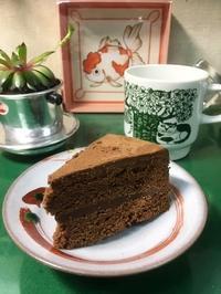 チョコレートケーキ - ササイな日々