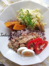 私のワンボウルランチ - 料理研究家ブログ行長万里  日本全国 美味しい話