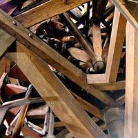 ノートルダム大聖堂の木造屋根架構 - Clearing Method  クリアリング・メソッド