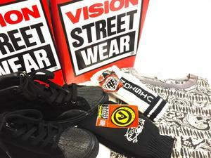 「 VISION STREET WEAR PART.2 」 - GIANT BABY    used&vintage clothing & culture & happy