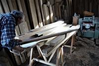 造作材の加工 - SOLiD「無垢材セレクトカタログ」/ 材木店・製材所 新発田屋(シバタヤ)