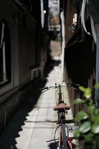 坂と自転車 - ひねもすのたりの時かいな