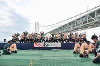 2018神戸よさこいその35(神戸学生よさこいチーム湊) - ヒロパンの天空ウォーカー