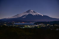 高指山からの富士山 - 風とこだま