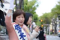はらっぱトーク(1)ゲストに佐々木あつ子さん - こんにちは 原のり子です