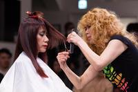 vol.115「村下朝美の仕事」 - Monthly Live    営業後の美容室での美容師による単独ライブ