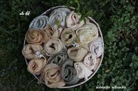 草木染パステルカラーの山桜 - 今が一番