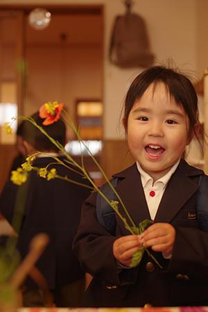 春風。ー終ー - 陽だまりの小窓 - 菊の花幼稚園保育のようす