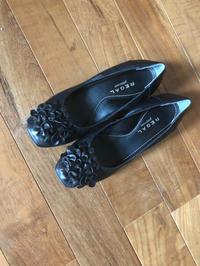 新しい靴〜リーガル黒パンプス - ねこちんの日常