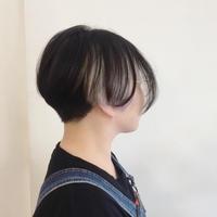透明感のあるシルバー。 - 吉祥寺hair SPIRITUSのブログ