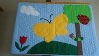 春の赤ちゃんアートで写真撮影会 - 桂つどいの広場「いっぽ」 Ippo in Katsura