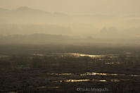 朝もやの湿原 - ekkoの --- four seasons --- 北海道