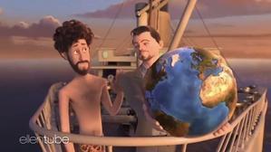 地球を救うための応援ソング「Earth」のMVにレオも登場 - Leonardo DiCaprio