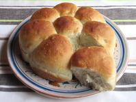 <イギリス菓子・レシピ> クルミのクラウンブレッド【Walnut Crown Loaf】 - イギリスの食、イギリスの料理&菓子