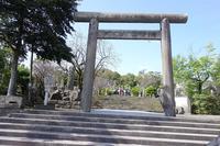 南洲神社と南洲墓地を参拝 - レトロな建物を訪ねて