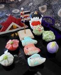 皐月の和菓子 - SUGAR & BUTTER