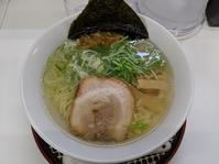 黄金の塩ラーメン 3(らーめん酒肴 えんや 6回目:千歳市大和:2019年53杯目) - eihoのブログ2