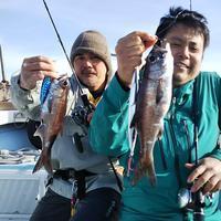 【大鱗】中深海ジギングオンリー! - まんぼう&大鱗 釣果ブログ