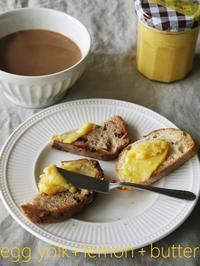 受難の金曜日の卵とレモン - serendipity blog