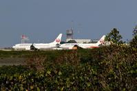 E7からの進入 - 南の島の飛行機日記