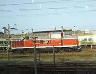 ディーゼル機関車DE10形が松山駅に - どっきん四国愛らんど~南予に集うJR四国気動車の今~
