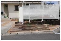 大野城市にお住いのT様宅より~ - natu     * 素敵なナチュラルガーデンから~*     福岡で庭造り、外構工事(エクステリア)をしてます