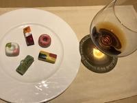 4/20☆1日の終わりはヘネシーとチョコ♪ - よく飲むオバチャン☆本日のメニュー