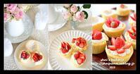 可愛過ぎるミニスフレチーズケーキ - *sheipann cafe*