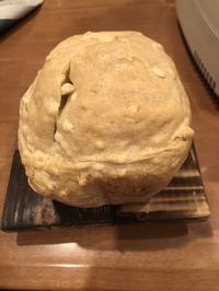 深夜の大麦フランスパン失敗の巻 - 物好き親爺のつくりんぼ日記