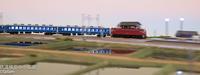 レイアウトで田んぼの水鏡を楽しむ - Salamの鉄道趣味ブログ