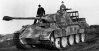 パンターD型極初期生産車〜戦車兵作成 - 模型製作報告書【プラモログ】