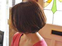 「大人白髪染め」 - 観音寺市 美容室 accha