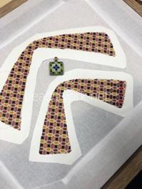 プラナカンビーズ刺繍 東京教室 - プラナカンビーズ刺繍  ビーズワークと旅