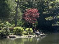 広尾から品川まで歩く(1) 有栖川宮記念公園と麻布十番 - 散歩ガイド